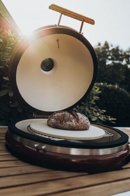Керамічний гриль Monolith BBQ Guru Le Chef PRO-SERIES 1.0
