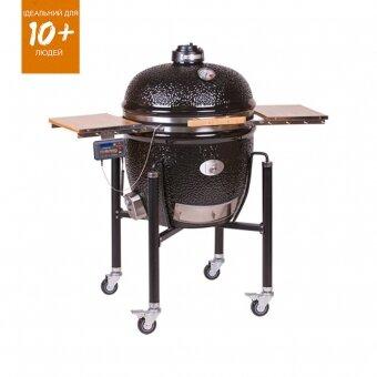 Керамічний гриль Monolith BBQ Guru Le Chef PRO-SERIES 1.0 на ніжках