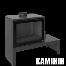 Чавунна камінна пічка KFD STO iMax 14