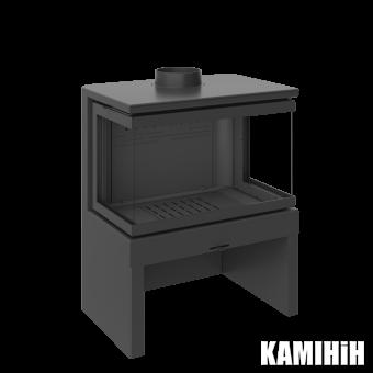 Чавунна камінна пічка KFD STO M 14 3F