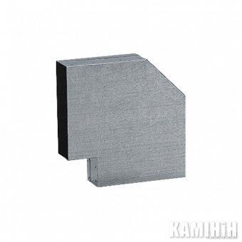 Колено KL200x90/90-OC 90˚