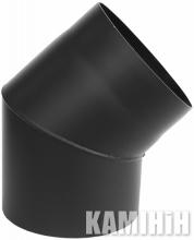 Коліно KS 45, Ø 120-250, 2 мм без ревізії