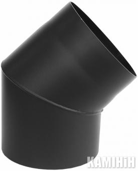 Колено KS 45, Ø 120-250, 2 мм без ревизии