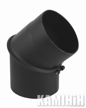 Коліно KNSR/UNI Ø120-250, 2 мм чотирьохсегментне