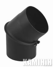 Knee Ø 120, 2 mm chetyrehmagnitnoy