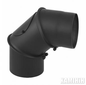 Коліно KSR 90, Ø 120-250, 2 мм з ревізією
