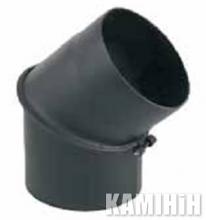 Коліно KNS 45,  Ø 120-250, 2 мм регульоване