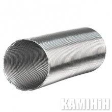Неізольований алюмінієвий повітропровід Ø 100