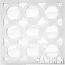 Панель ажурна одностороння та двостороння MDF3d_044 (ціна за м²)