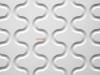 Панель з універсальним візерунком MDF3d_011 (ціна за м²)