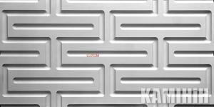 Панель з універсальним візерунком MDF3d_013 (ціна за м²)