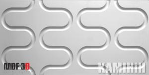 Панель з універсальним візерунком MDF3d_024 (ціна за м²)