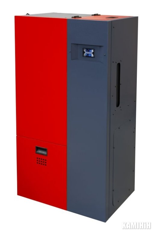 Котел на пеллетах Koperfam KF BOX 34 S/X
