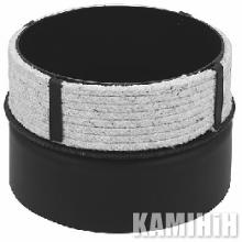 Adapter for ceramic chimneys Ø 160 / Ø 160