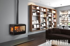 Fireplace stove Rocal HABIT TC