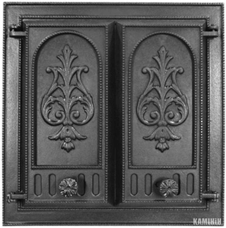 Пічні дверцята Pisla HTT 115