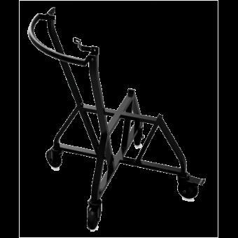 Подставка для гриля BGE M на колесиках с ручкой
