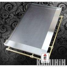 Рама кухонна L 760x455 з плитою L4 права