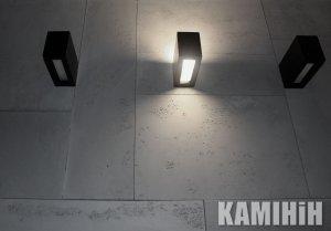 Plate made of architectural concrete Luxum 55х90
