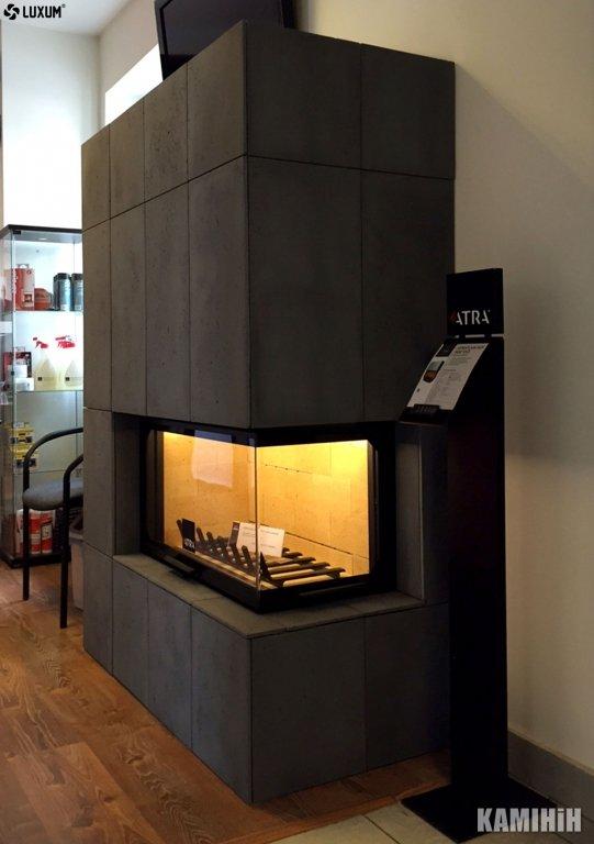 Панели из декоративного бетона Luxum 55х90