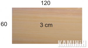 Плита з пісковика Hogar Desert colour 60x120