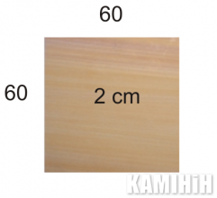 Плита з пісковика Hogar Desert colour 60x60