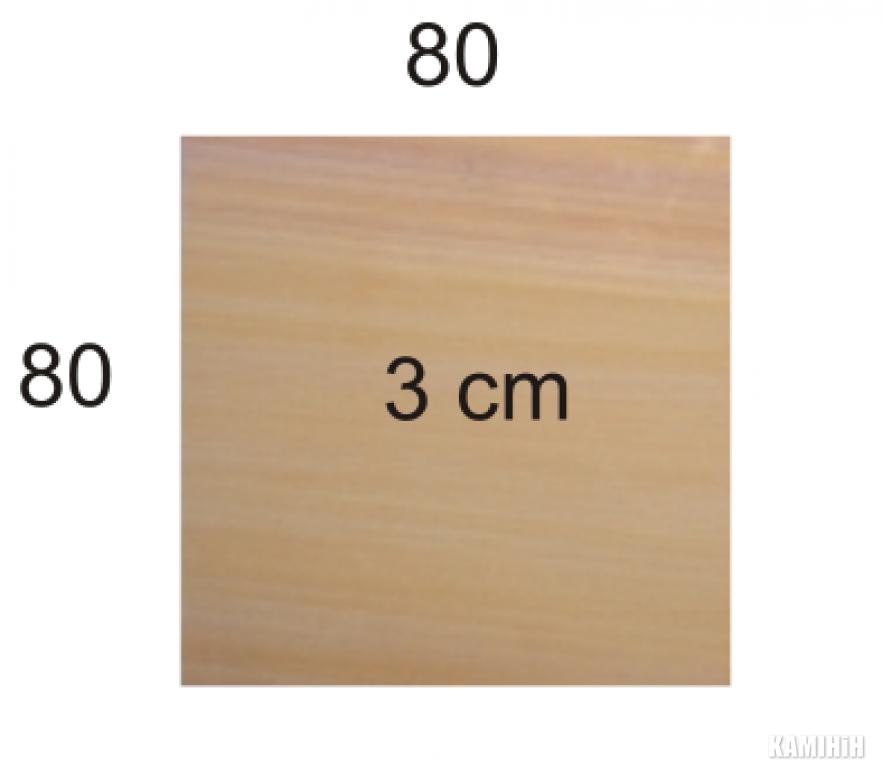 Плита з пісковика Hogar Desert colour  80x80