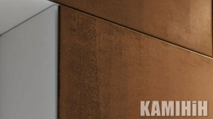 Плита з сталi кортен Luxum 55x90