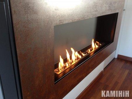 Плита з сталi кортен Luxum 30x60
