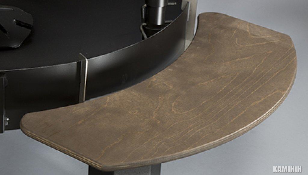 Пристілля 12 мм. (береза ламінована, 2 шт.) для моделі Horna