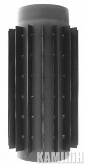 Труба радиатор RPZ 500, Ø 120-250, 2 мм