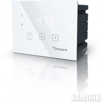 Регулятор горіння Timpex 110 - 100 - 2,5m - білий