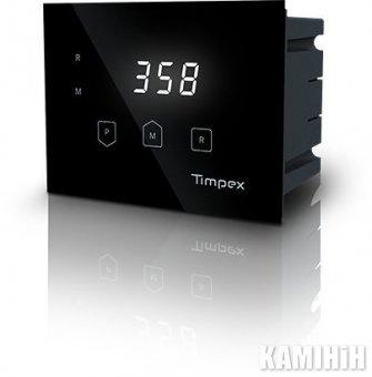 Регулятор горіння Timpex 110 - 100 - 2,5m - чорний