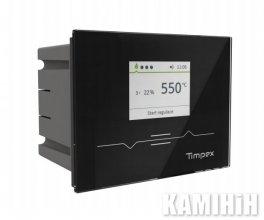 Регулятор горіння Timpex 250 - 100 - 4m - чорний