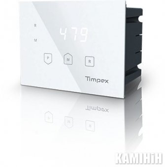 Регулятор горіння Тімпекс 110 - 150 - 2,5 м - білий