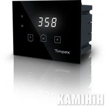 Combustion Control Timpeks 110 - 150 - 2,5 m - black