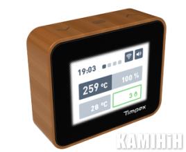 Регулятор горіння Timpex 150 - 120 - 2,5m
