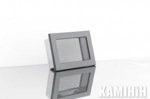 Решетка с сеткой KRVSM 190x170-ML