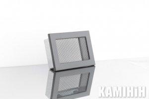 Решітка з сіткою KRVSM 200x145-ML