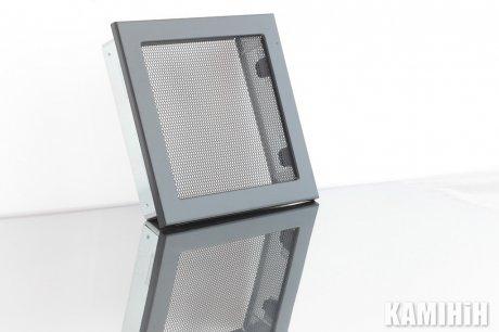 Решітка з сіткою KRVSM 220x220-ML