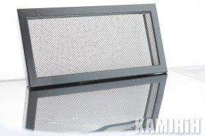 Решетка с сеткой KRVSM 325x195-ML