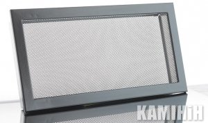 Решітка з сіткою KRVSM 450x170-ML