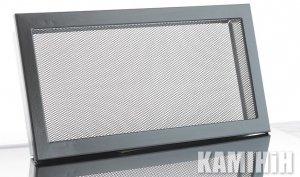 Решітка з сіткою KRVSM 450x240-ML