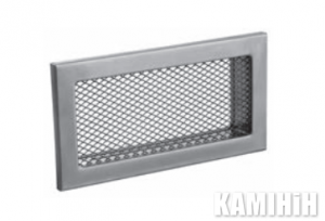 Решетка воздухозаборная на окончание каналов kRCZnP150x50-CH