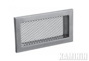 Решетка воздухозаборная на окончание каналов kRCZnP150x50-CH-ML
