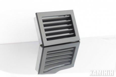 Решітка вентиляційна для каміна KRVZ 200x145-ML без регуляції