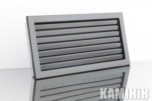 Решітка вентиляційна для каміна KRVZ 325x195-ML з регуляцією жалюзями