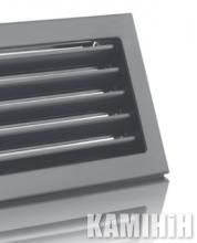 Решітка вентиляційна для каміна KRVZ 450x240-ML без регуляції
