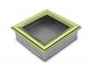 Решітки вентиляційні для каміну 17х17