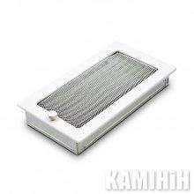 Решітки вентиляційні для каміну 17х30 з жалюзі